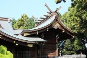 氷川八幡神社(和光市下新倉)22