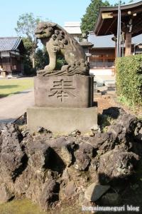 氷川八幡神社(和光市下新倉)23