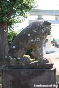氷川八幡神社(和光市下新倉)25