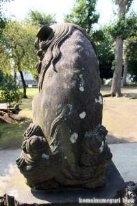 氷川八幡神社(和光市下新倉)26