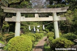 熊野神社(和光市白子)18