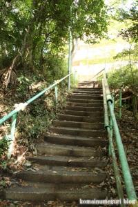 熊野神社(和光市白子)10