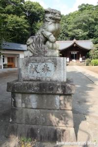 熊野神社(和光市白子)23