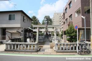 御嶽榛名神社(和光市本町)1
