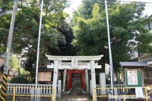 緑ヶ丘稲荷神社(朝霞市幸町)1