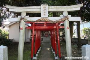 緑ヶ丘稲荷神社(朝霞市幸町)6