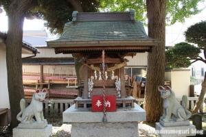 緑ヶ丘稲荷神社(朝霞市幸町)9