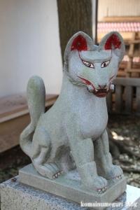 緑ヶ丘稲荷神社(朝霞市幸町)8