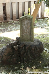 緑ヶ丘稲荷神社(朝霞市幸町)11