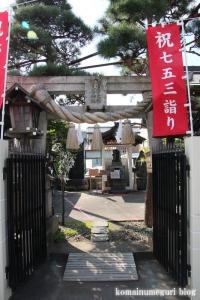 荒船神社(朝霞市本町)3