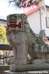荒船神社(朝霞市本町)6