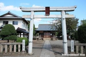 溝沼氷川神社(朝霞市本町)3