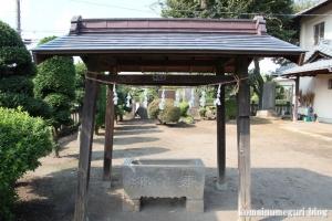 溝沼氷川神社(朝霞市本町)5