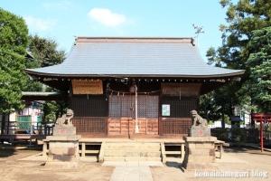 溝沼氷川神社(朝霞市本町)7