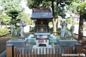 溝沼氷川神社(朝霞市本町)12