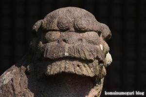 溝沼氷川神社(朝霞市本町)23
