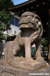 溝沼氷川神社(朝霞市本町)19