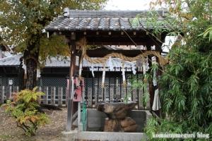 安田神社(鶴見区安田)3