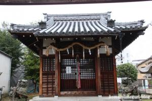 安田神社(鶴見区安田)5