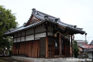 安田神社(鶴見区安田)6