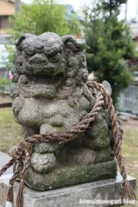 安田神社(鶴見区安田)10