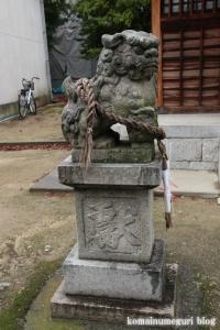 安田神社(鶴見区安田)13