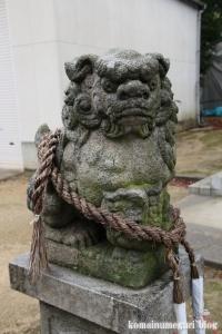 安田神社(鶴見区安田)14