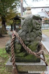 安田神社(鶴見区安田)11