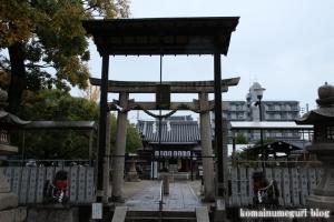 古宮神社(鶴見区浜)1