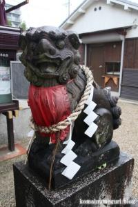 古宮神社(鶴見区浜)26