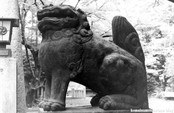 西久保八幡神社(港区虎ノ門)1