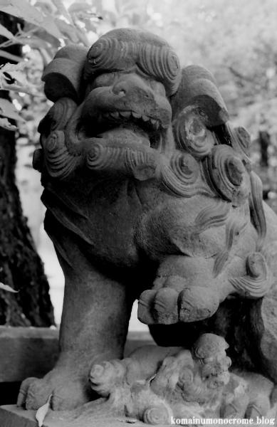 西久保八幡神社(港区虎ノ門)6