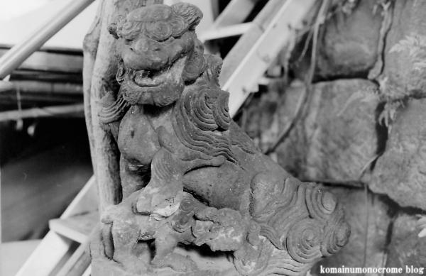 天祖神社(港区三田)1