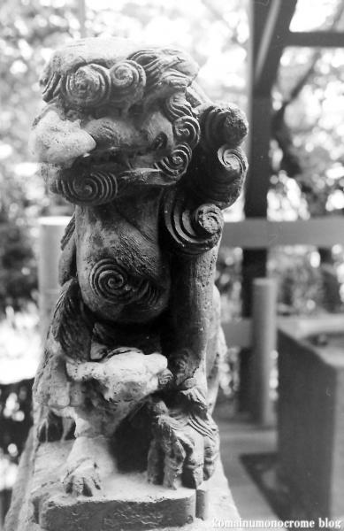 天祖神社(港区三田)4