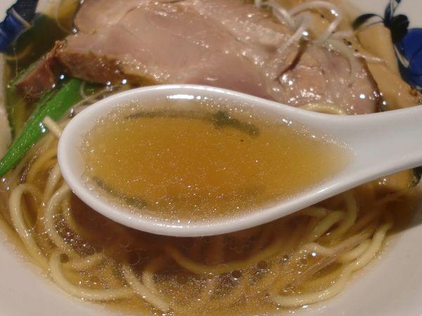 武蔵@田町・20151024・スープ