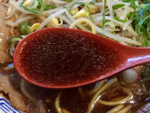 新福菜館@人形町・20151017・スープ
