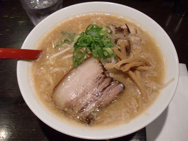 北海道恵比寿@青山・20151109・北海道味噌