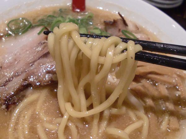 北海道恵比寿@青山・20151109・麺