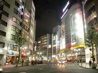 九月堂@渋谷・20151129・交差点