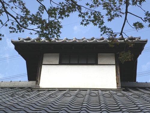 めぐみ荘・越屋根