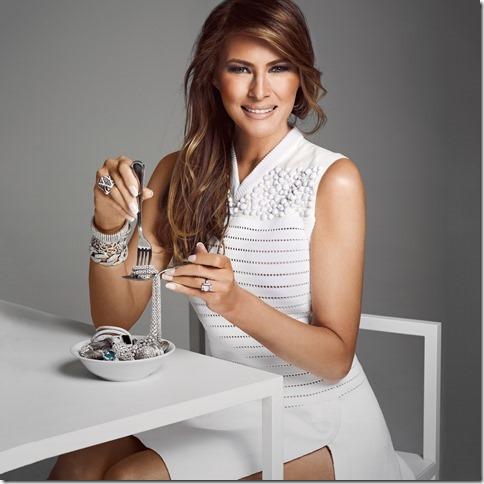 今、注目のトランプ一家は美魔~女様がいっぱいのエロ動画像Melania-Trump03