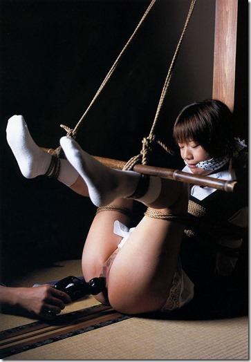 昭和浪漫風;母に内緒で調教された制服娘のSMエロ動画像13