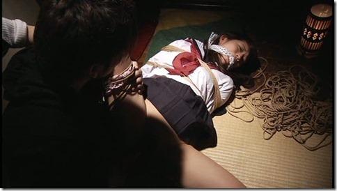 昭和浪漫風;母に内緒で調教された制服娘のSMエロ動画像18