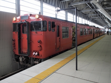 JR キハ47形1000番台 気動車