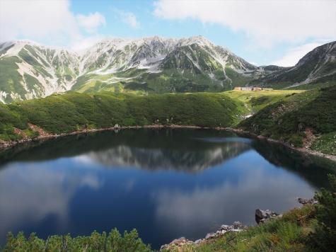 立山連峰&みくりが池