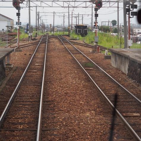 上市駅【富山地方鉄道 本線】