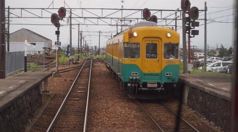 富山地方鉄道 上市駅