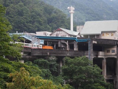 黒部峡谷鉄道 宇奈月駅