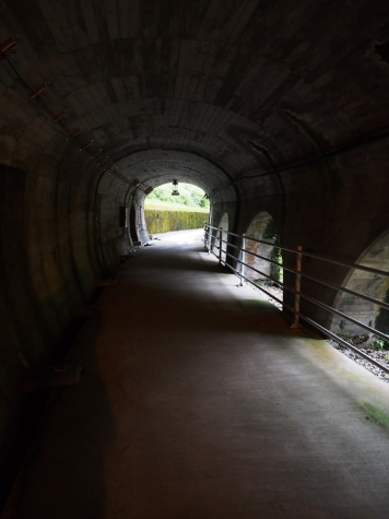 やまびこトンネル