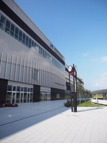 JR 黒部宇奈月温泉駅